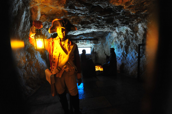 Gibraltar Rock Tours - Guided Tours - St  Michaels Cave